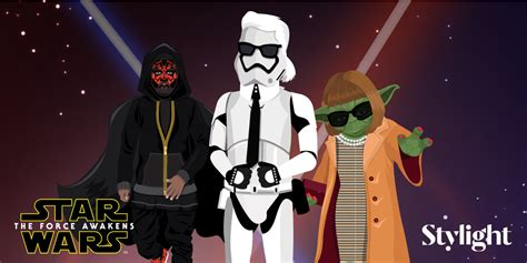 May The Style Be With You: Das Star Wars Makeover | Stylight