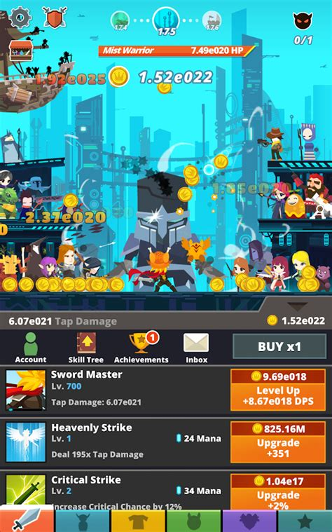 Tap Titans 2 - Android Apps on Google Play