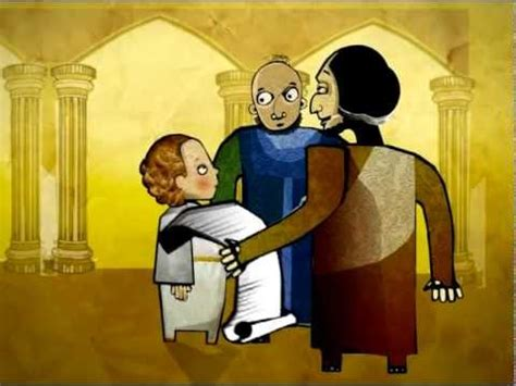 The Boy Jesus in the Temple - YouTube