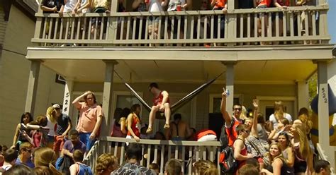 UW-Madison Is Ranked The Top Party School For 2017 By