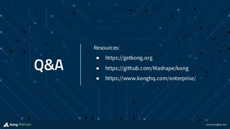 Deploying Kong with Mesosphere DC/OS