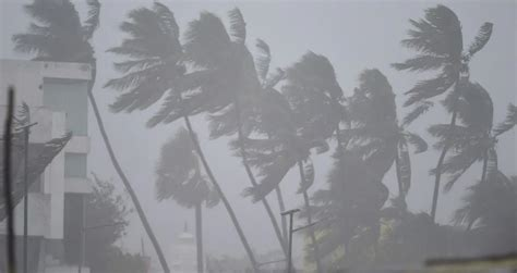 Cyclonic storm Burevi caused havoc in many districts of