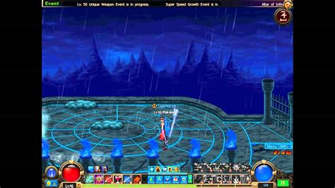★Dungeon Fighter Online Gameplay - Glacial Master Male
