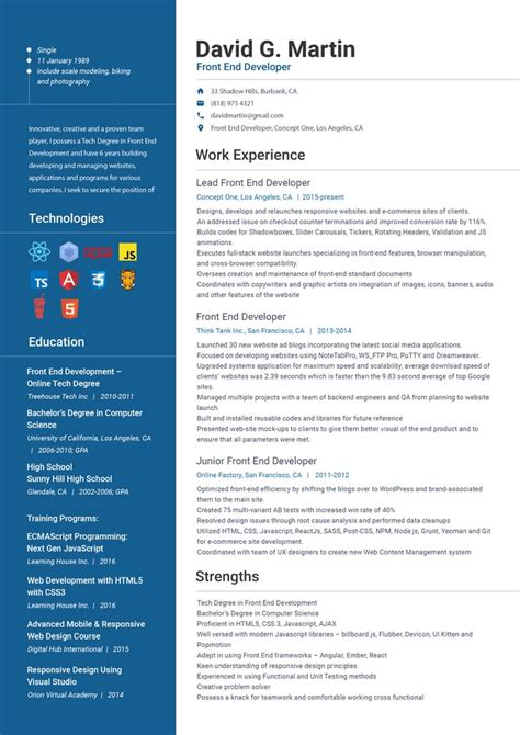 Premium Resume Templates   Professional Help with your