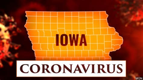 Iowa reports 15 more cases of COVID-19, including Woodbury