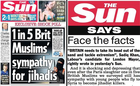 No, the Sun did not say sorry for it's '1 in 5 Muslims