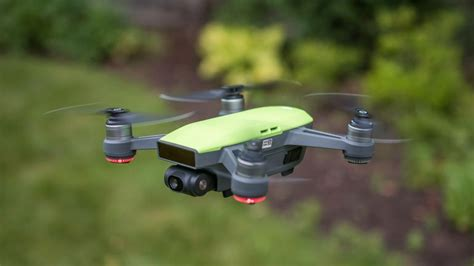 DJI Spark review: Ups the ante on selfie drones - CNET