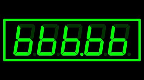 666 Seconds (Start at 666