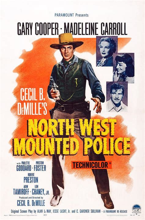 North West Mounted Police (1940) - DVD PLANET STORE