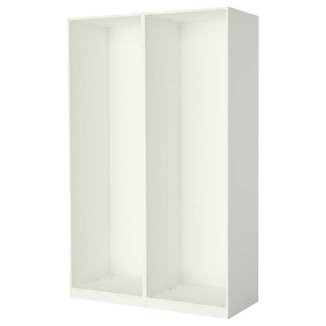 PAX 2 caissons armoire - blanc - IKEA
