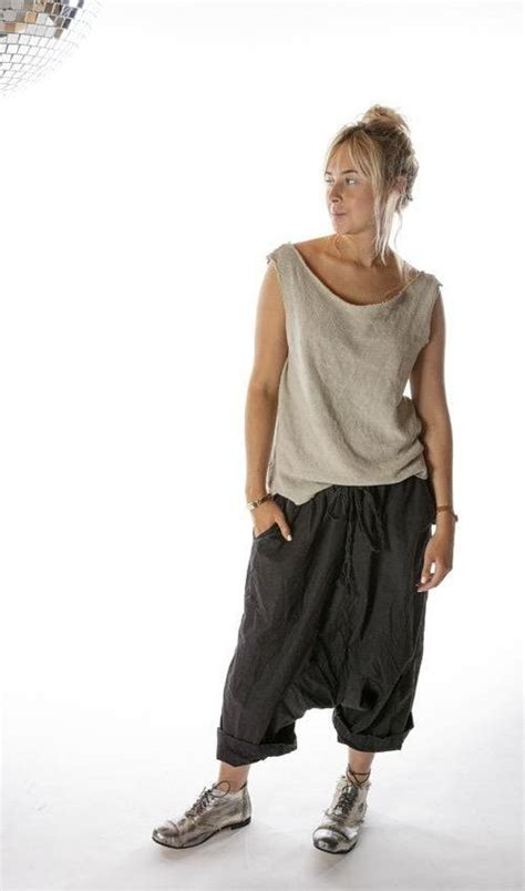 Magnolia Pearl SOLANA SWEATER TANK 238 in natural one size
