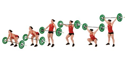 CrossFit   The Snatch