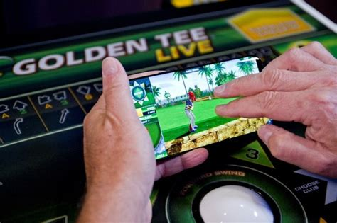 Golden Tee Golf Goes Mobile: New Free-to-Play App Coming
