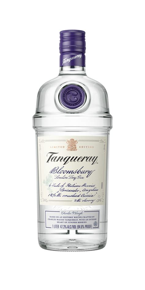 Review: Tanqueray Bloomsbury London Dry Gin - Drinkhacker