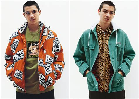 Fits for days: the SUPREME FW17 COLLECTION is about to