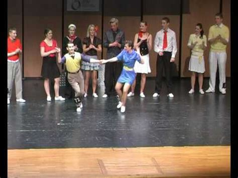 Boogie Woogie dance competition - Thats nice - YouTube