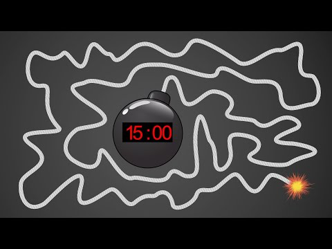 Countdown Timer 5 minute ( v 409 ) TIMER with sound/music