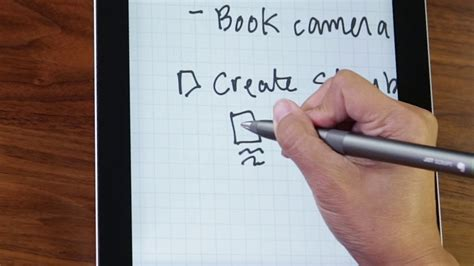 How to Use Jot Script Evernote Edition stylus with