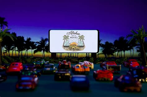 Drive-in movie theater to kick off at Ala Moana Center