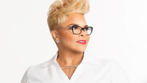 Tamela Mann is on a mission for the kingdom with touching