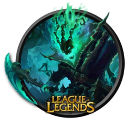 Thresh Icon | League of Legends Iconset | fazie69
