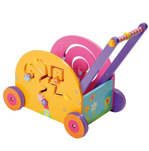 Best Push and Pull Toys for Toddlers!