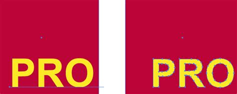 Using Adobe Illustrator How to Convert Text to Outlines