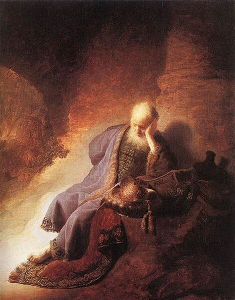 Meaning, origin and history of the name Jeremiah - Behind