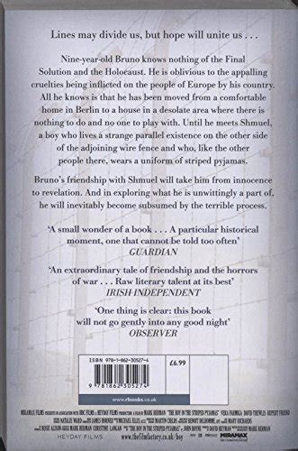 The Boy in the Striped Pyjamas Paperback – 11 Sep 2008